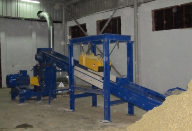 Hammer mill Skorpion 800