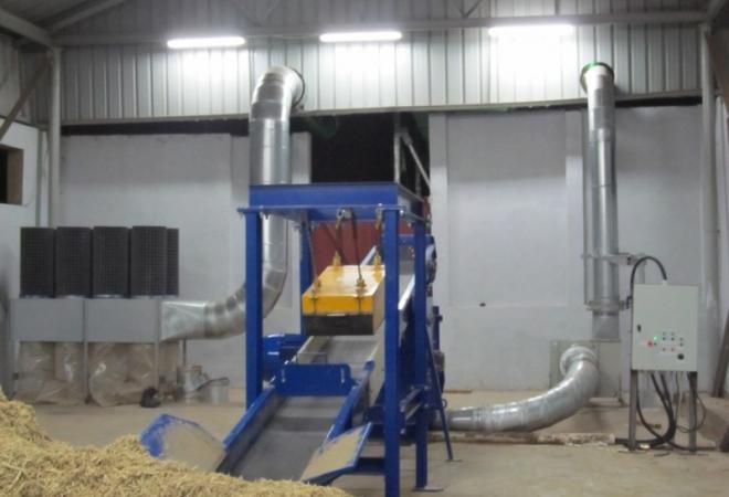 Skorpion moulin a marteaux 800
