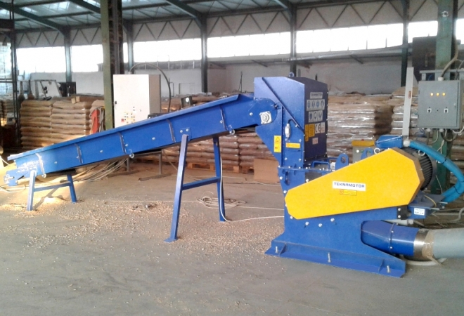 Hammer mill Skorpion 500