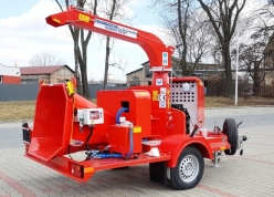 MOBILE CHIPPERS - DISC CHIPPERS